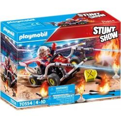 Playmobil 70554 Kart Bombero