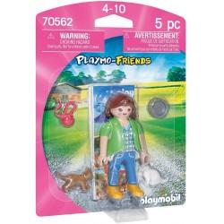 Playmobil 70562 Mujer con...