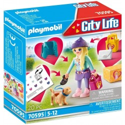 Playmobil 70595 Chica...
