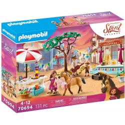 Playmobil 70694 Miradero...