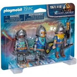 Playmobil 70671 Set de 3...