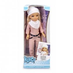 Nancy, Un día de Nieve