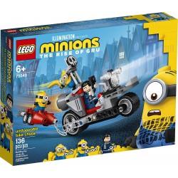 Lego 75549 Persecución en...