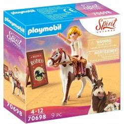 Playmobil 70698 Rodeo Abigaíl
