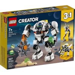 Lego 31115 Meca Minero...