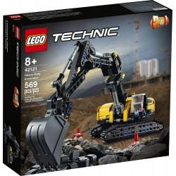 Lego 42121 Excavadora Pesada