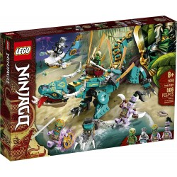 Lego 71746 Dragón de la Jungla