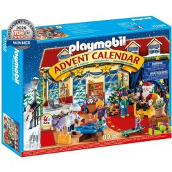 Playmobil 70188 Calendario...