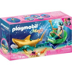 Playmobil 70097 Rey del Mar...