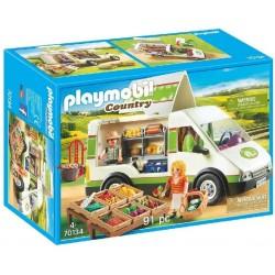 Playmobil 70134 Mercado Móvil