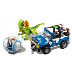 Emboscada al Dilofosaurio