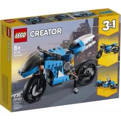 Lego 31114 Supermoto