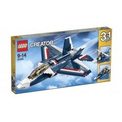 Avión Azul