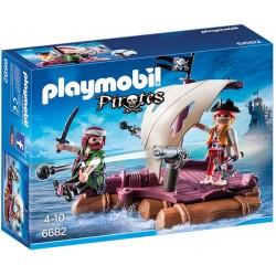 Playmobil 6682 Balsa Pirata