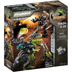 Playmobil 70624 T-Rex:...