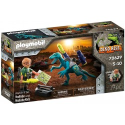 Playmobil 70629 Uncle Rob:...