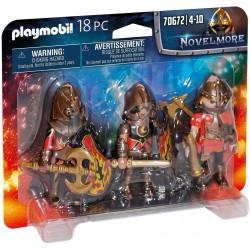 Playmobil 70672 Set de 3...