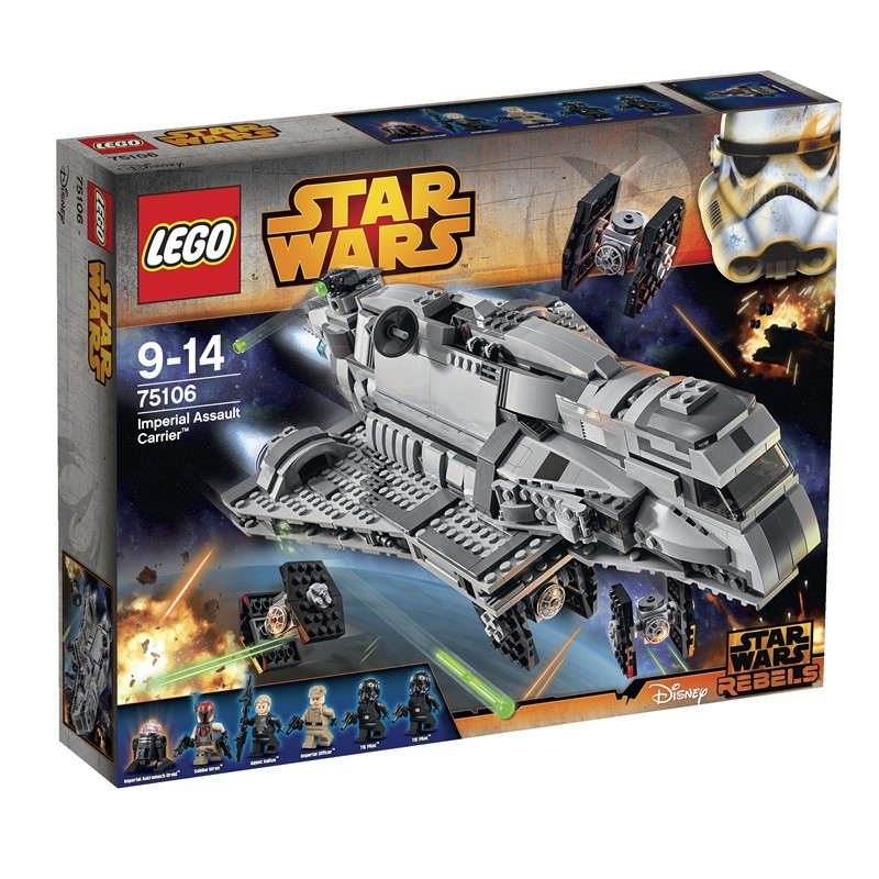 Imperial Assault Carrier