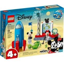 Lego 10774 Cohete Espacial...