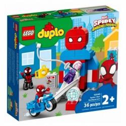 LEGO 10940 Cuartel General...