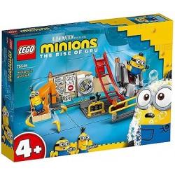 LEGO 75546 Minions en el...
