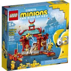 LEGO 75550 Duelo de Kung-fu...