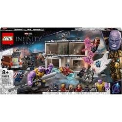 Lego 76192 Vengadores:...