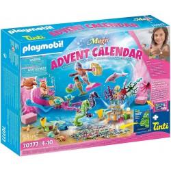 Playmobil 70777 Calendario...