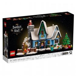 Lego 10293 Visita de Papá Noel