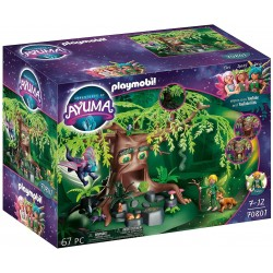 Playmobil 70801 Árbol de la...