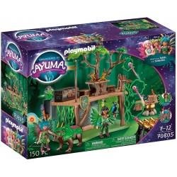 Playmobil 70805 Campamento...