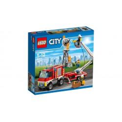 Camión de bomberos polivalente