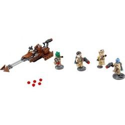 Pack de combate rebelde