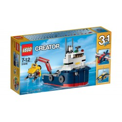 Explorador oceánico
