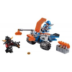 Destructor de combate de Knighton
