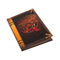 Cuaderno de monstruos