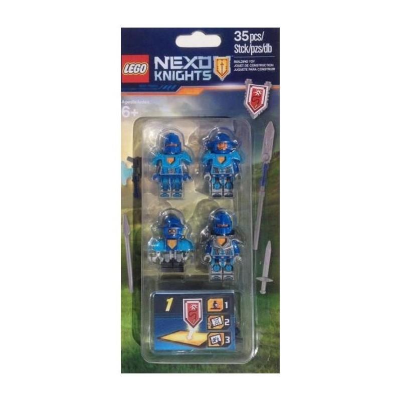 Set de construcción de ejércitos LEGO® NEXO KNIGHTS™