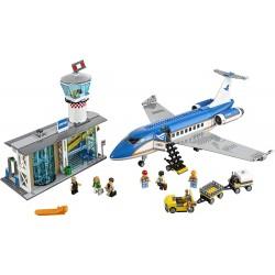 Aeropuerto: Terminal de pasajeros