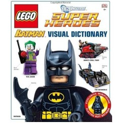 The Batman Visual Dictionary