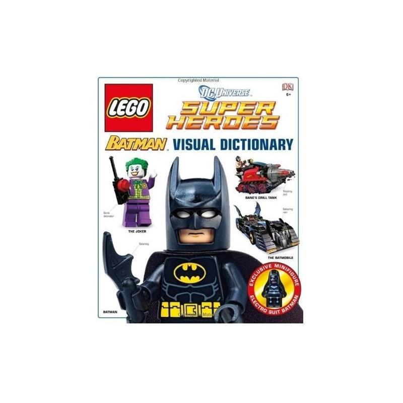 The Batman Visual Dictionary