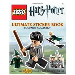 Hogwarts Ultimate Sticker Book