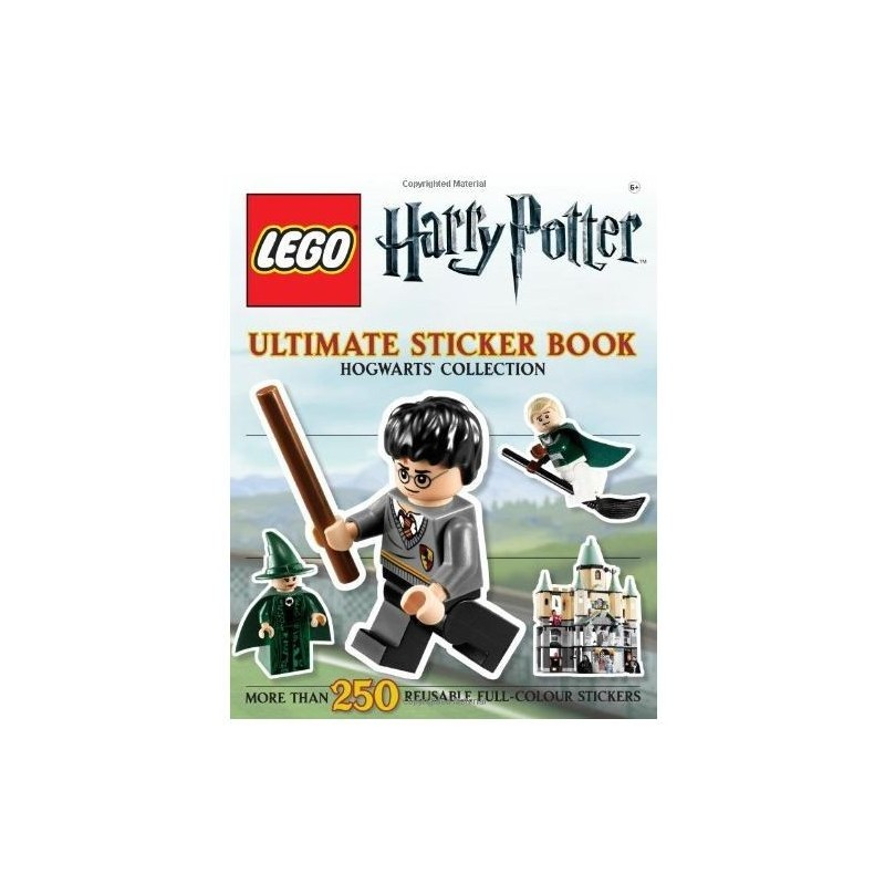 Hogwarts Ultimate Sticker Book