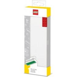 Plumier de ladrillo LEGO (rojo)