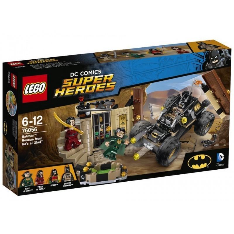 Batman™: Rescate de las garras de Ra's al Ghul™