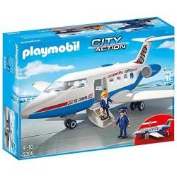 Jet privado de transporte