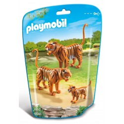 Familia de Tigres