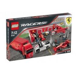Ferrari F1 Pit Stop