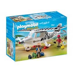 Avioneta Safari