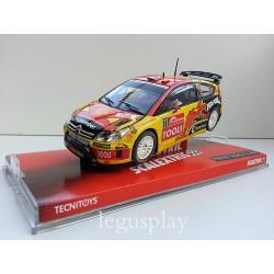 """Citroën C4 WRC """"Solberg"""" Nº11"""