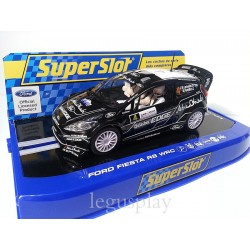 Superslot H3399 Ford Fiesta RS WRC ABU DHABI - Nº4